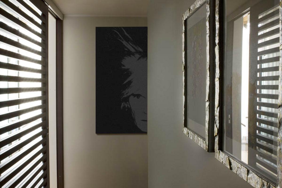 Arredare e dare luce a un corridoio ecco come fare for Arredare corridoio